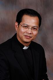 Fr. Vincent Nguyen, photo courtesy of the Archdiocese of Toronto