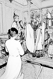Consecration of a Virgin Living in the World