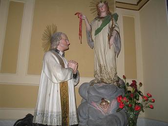 St. John Vianney, Patron of Priests
