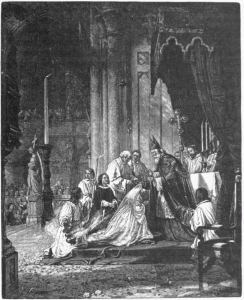 Protestant conception of the veiling of virgins